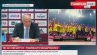 Obradovic: Aziz Yıldırım'a inandığı ve Güvendiği İçin Teşekkür Ediyorum