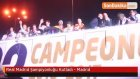 Real Madrid Şampiyonluğu Kutladı - Madrid