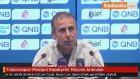 Trabzonspor-Medipol Başakşehir Maçının Ardından