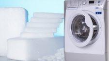 Çamaşır Makinesine Kuru Buz Atarsan Ne Olur? - Test Ettik