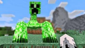 Dikkat Creeper Vaaaaar !!! | Evolvecraft #3