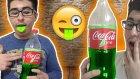 Dili Yeşil Yapan Kola !!   Coca-Cola 2.0