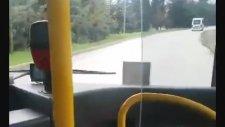 Facebookta takılan Burulaş Belediye Otobüs Şoförü - Bursa
