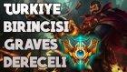 Graves ile Elmas Serisi Kazanma Taktiği !! Türkiye Şampiyonluk 1.si  | Sıfırdan Birinciliğe #3