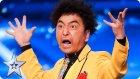 Performansıyla Herkesi Ayağa Kaldıran Çılgın İllüzyonist Yarışmacı