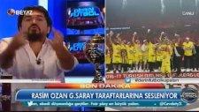 Rasim Ozan Kütahyalı'dan Krize Sokan Konuşma (Beyaz Futbol 22 Mayıs 2017)
