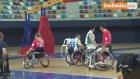 Tekerlekli Sandalye Basketbolda Maçın Ardından