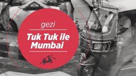 Tuk Tuk ile Mumbai trafiği | Hindistan Gezisi (4/4)