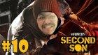 Cinnet Geçirten Boss Savaşı / İnfamous Second Son : Türkçe Dublajlı - Bölüm 10