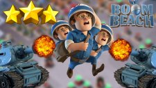 Fail Olmayan Operasyon Saldırısı - Boom Beach