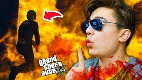 Gta 5 Online - Zorlu Alevler İçinde Çıkışı Bul !
