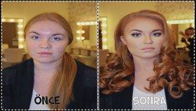 Makyaj Yaparak Evrim Geçiren 10 Kadın