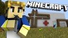 Minecraft Conconcraft - Hastane Açıldı! - Burak Oyunda