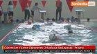"""Öğrenciler Yüzme Öğrenerek Ortaokula Başlayacak"""" Projesi"""