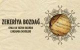 Zekeriya Bozdağ - Oyalı da Yazma Başında - Çarşamba Dedikleri