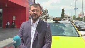 200 Bin Liralık Lüks Otomobili Taksiye Çevirdi