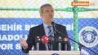 Büyükşehir'den Spora Bir Yatırım Daha