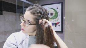 Dalgalı Saçlar - Isı Kullanmadan, Dolgun, Doğal
