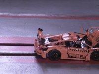 LEGO Porsche Kaza Testi