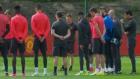 Manchester United'dan hayatını kaybedenler için saygı duruşu