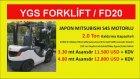 YGS Satılık Forklift