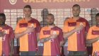 Galatasaray 2017/2018 Yeni Sezon Parçalı Forması