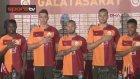 Galatasaray Forma Tanıtımında Dikkat Çeken Ayrıntı