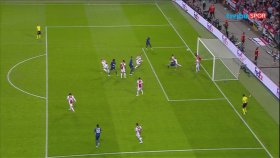 Henrikh Mkhitaryan'ın Ajax'a attığı gol