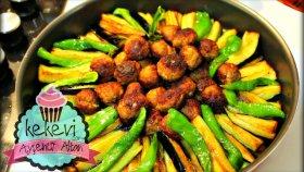 Köfteli Patlıcanlı Parmak Kebabı | İftar Menüsü Yemekleri | Ayşenur Altan Yemek Tarifleri