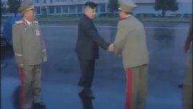 Kuzey Kore Salam Sucuk Sosis İçecek Reyonu Açılışı - Kim Jong Un