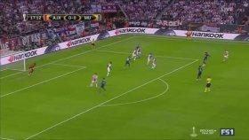 Pogba'nın Ajax'a attığı gol