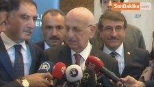 Tbmm Başkanı İsmail Kahraman: (Milletvekillerine Gönderilen Mektupta Yer Alan Meclis Binasının...
