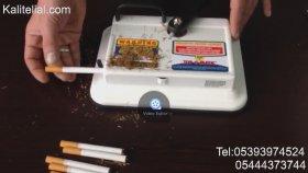 Top O Matiç Sigara Sarma Makinesi