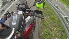 Türk Motorcunun Alman Disiplini İle Trafik Kurallarını Öğrenmesi