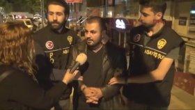 Diyarbakır'da Yolda Yürüyen Çifte Saldıran Çakma Kabadayı Yakalandı