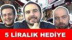 5 TL ile Serdar'a En İyi Hediyeyi Kim Alacak? - Serdar Çok Acımasız