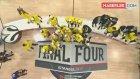 Euroleague Şampiyonu Fenerbahçe'nin Bayrakları Üç Köprüye de Asıldı