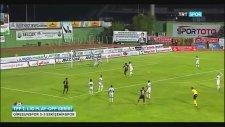 Giresunspor 3-3 Eskişehirspor (Maç Özeti - 25 Mayıs 2017)