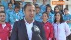 Judo Kadın Ümit Milli Takımı, Balkan Şampiyonası'na Hazırlanıyor
