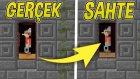 Minecraft Görünmez Katil Tablo Trollü ! (Efsane)