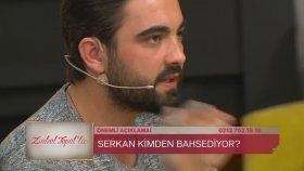 """Serkan'dan Herkesi Şok Eden """"Hanife"""" İtirafı!   Zuhal Topal'la 197. Bölüm (25 Mayıs Perşembe)"""