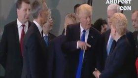 Trump'ın Karadağ Başbakanı Markoviç'i itmesi