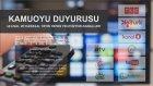 Ürün Toplatma Gazete Televizyon Reklamı Vermek
