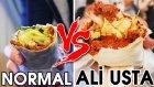 Ali Usta vs Normal Çiğköfte - Kıyasladık