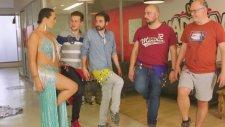 Asena'dan Oryantal Dersi Aldık - Efsane Video