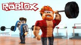 Spor Salonu Kuruyoruz! - Roblox Facecam