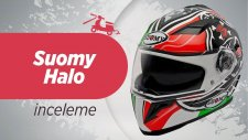 Suomy Halo Kask İnceleme | Suomy Halo Motorcycle Helmet Review