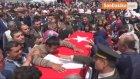 Zehirlenme Sonrası Hayatını Kaybeden Asker Memleketinde Toprağa Verildi