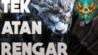 20 Skor + Tek Atan Rengar | 4 Support 1 Rengar