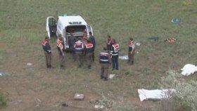 Ankara'da Otobüs Kazası: 8 Ölü, 11'i Ağır 32 Yaralı